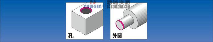 NG1200 诺佳(noga) 重型内孔倒角修边器