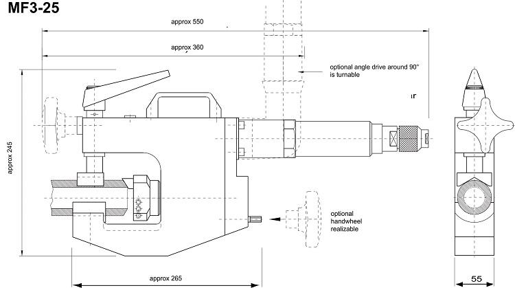 坡口机MF3-25