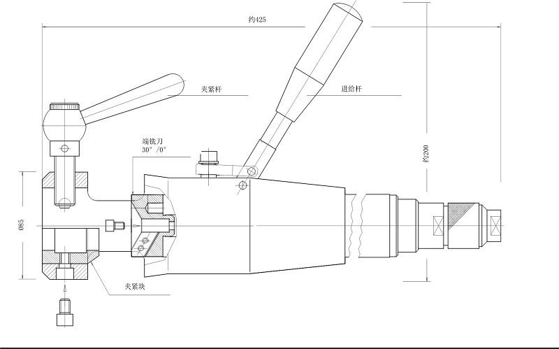 德国DWT坡口机MF3-R