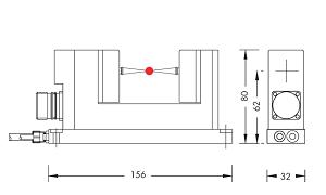 激光对刀仪最大测量刀具直径