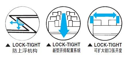LOCK-TIGHT mc精密平口钳