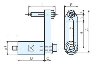 ERON-NABEYA雅朗LOCK-TIGHT-五轴机床专用精密平口钳配件