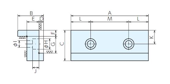 NABEYA-LOCK-TIGHT-五轴机床专用精密平口钳
