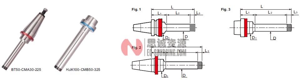 日本MST主轴测试棒