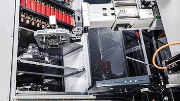 ER-100000 装载机器人 EROWA Robot Dynamic 150L容量更大