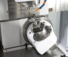 三菱加工中心CNC 小型精密加工机μ V1