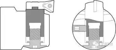 BIG加工中心用精镗刀,解决镗孔加工难题