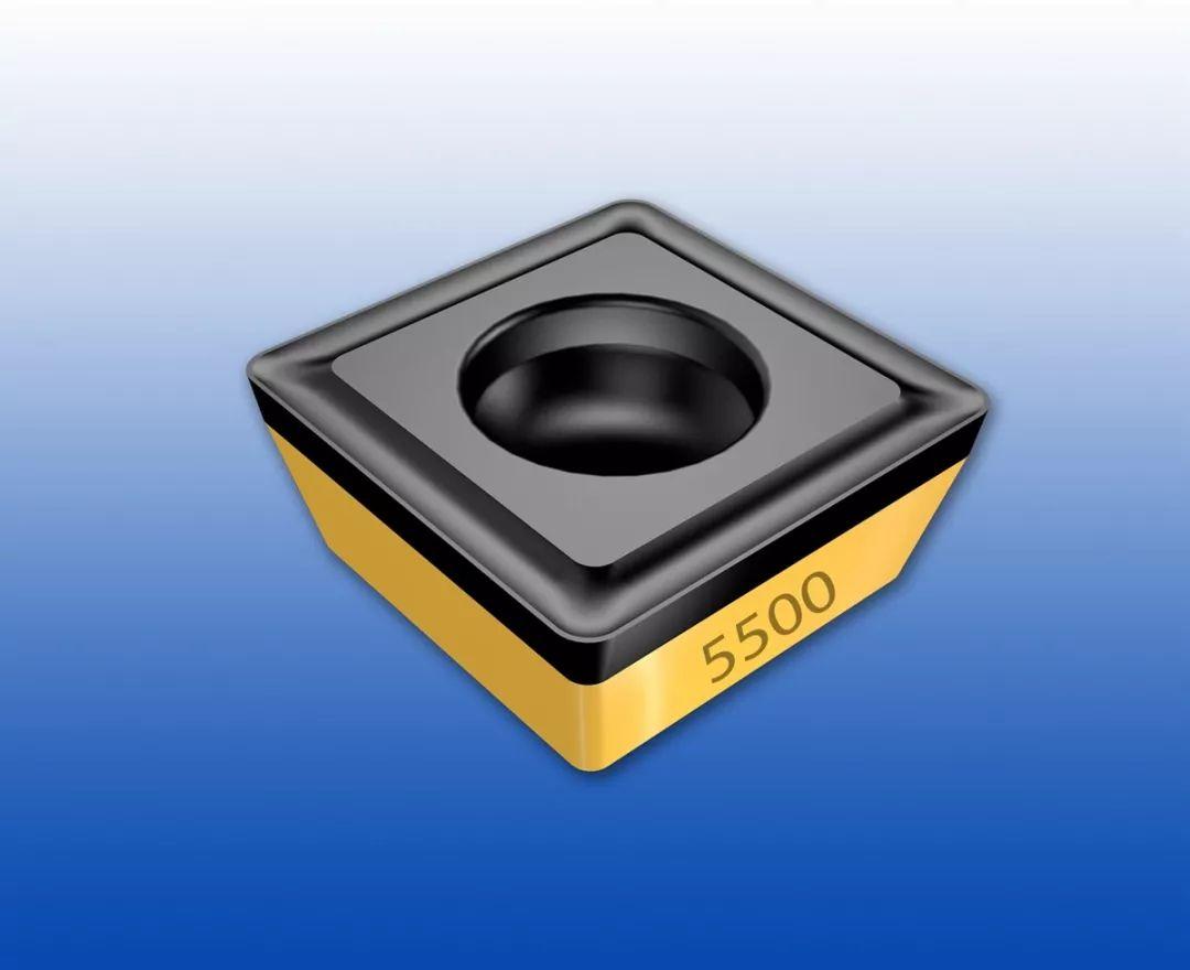 伊斯卡推出新合金牌号IC5500,用于钢件的钻削加工