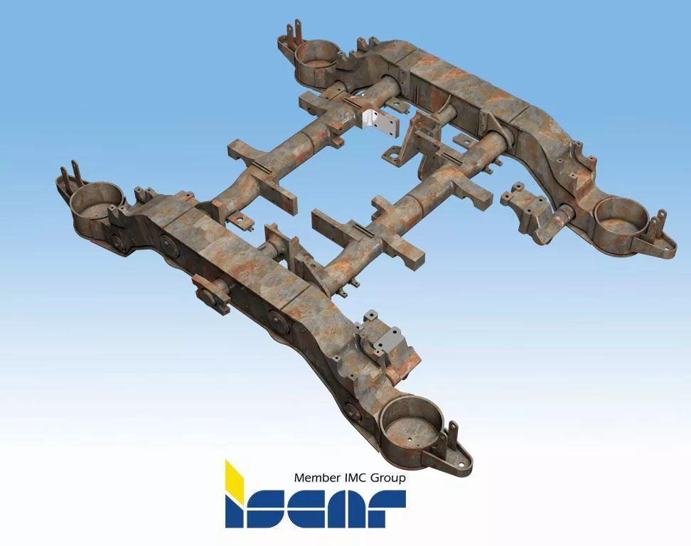 伊斯卡新切削刀具为铁路工业铺轨