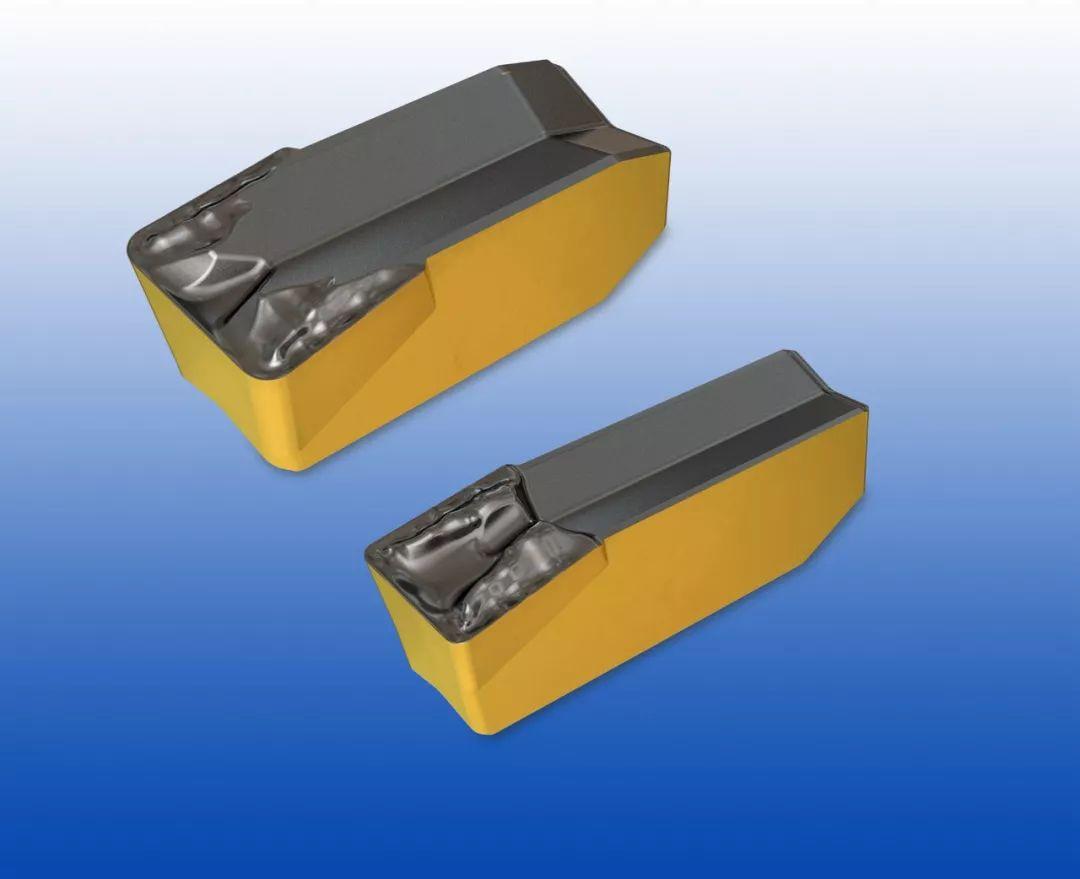 伊斯卡ISCAR推出新槽型霸王刀片CUTGRIP GIMT