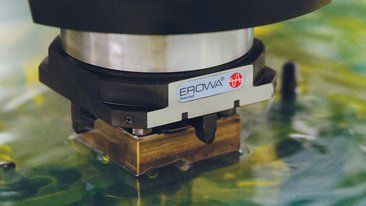 EROWA用于EDM和铣削的加工系统有哪些特点