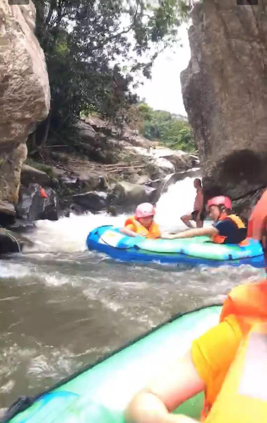 2019思诚资源响水河漂流 一场山与水的约会
