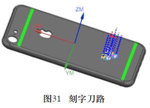 IPhone 手机壳的五轴数控加工案例