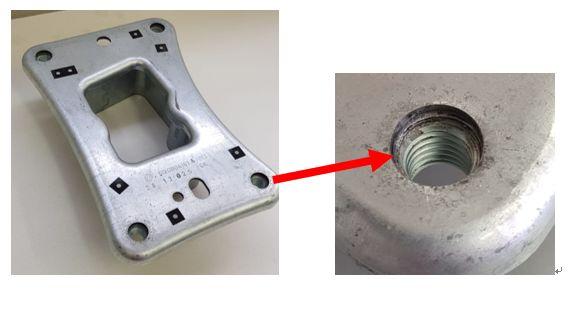 如何解决螺柱、螺纹孔、焊点检测难题