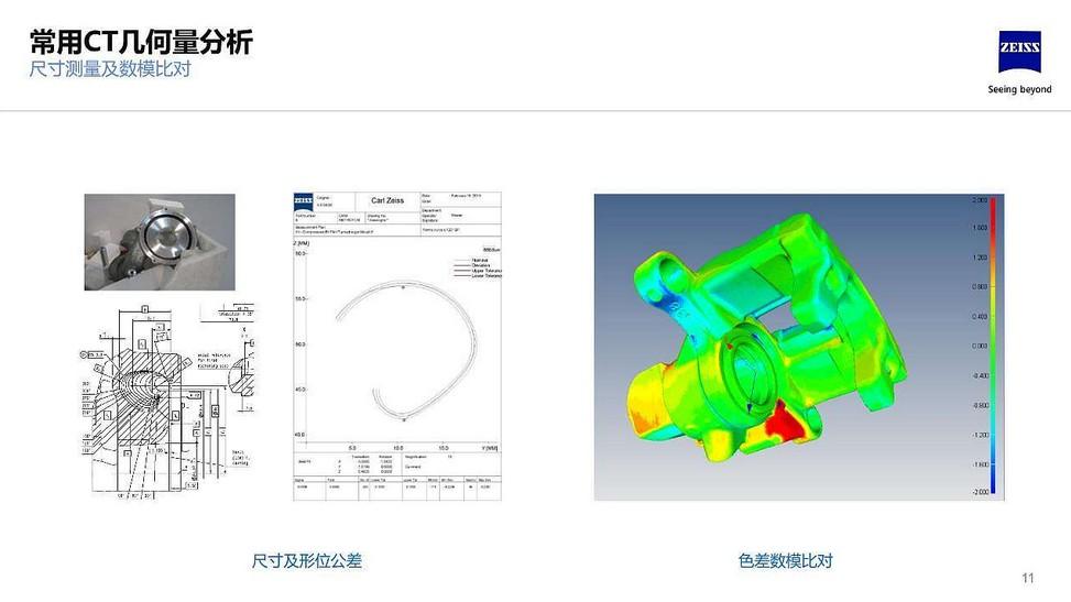 面向铝压铸领域蔡司x射线无损检测解决方案