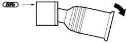 日本BIG夹套拆卸器使用方法