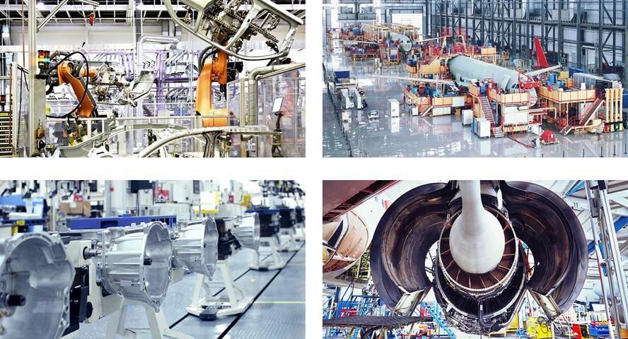 ATOS 5–工业级3D量测