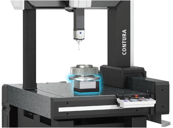 蔡司新款CONTURA三坐标测量机有哪些特点