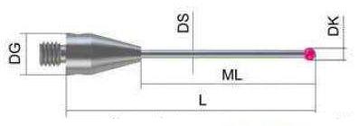 蔡司三坐标测针如何选择