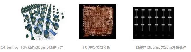 蔡司X射线显微镜应用在电子元件和半导体封装