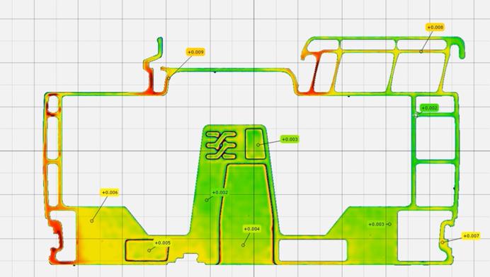 蔡司三维扫描仪系统ATOS复杂结构塑料件检测