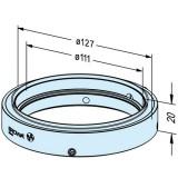 ER-046046 EROWA夹具 防屑罩ø115