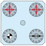 ER-041461MTS夹紧拉钉套装4件套