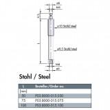 波龙(BLUM)钢质探针延长杆(ForTC50/51) ECP03.8000-015.050