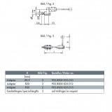 波龙(BLUM)硬质合金探针(For TC53/54/76) ECP03.8000-025.300