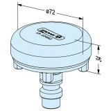 ER-034665 EROWA夹具 盖罩 用于快速卡盘50