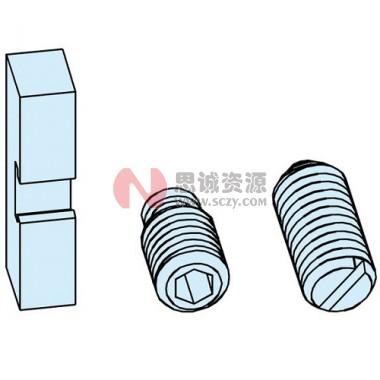 ER-011588修理套装,用于方形15/25电极夹头