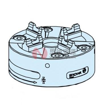 ER-036345 EROWA夹具快速卡盘100P
