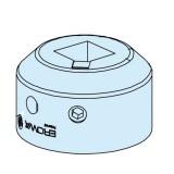 ER-007870 EROWA方形15夹头,前端部件