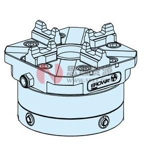 ER-007604 EROWA夹具手动快速卡盘NSF