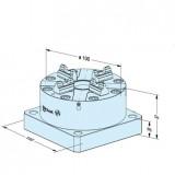 ER-035519 EROWA夹具ITS卡盘100P 102 X 102