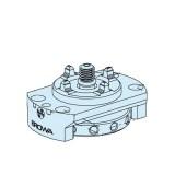 ER-007697 EROWA夹具 螺丝卡盘50D