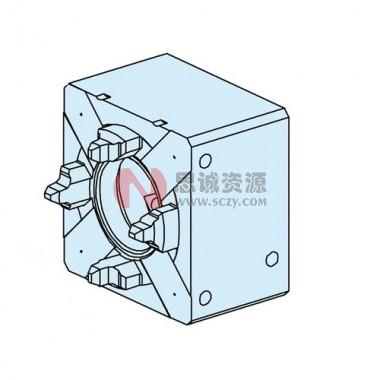 ER-011803 EROWA 卡盘50 RSA 不带底板