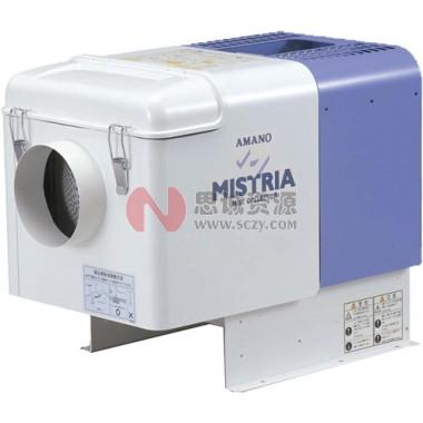 日本AMANO安满能MZ-15油烟吸尘机_集尘机