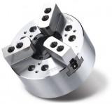 千岛CHANDOX大孔径高速中空油压三爪卡盘OPB