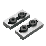 NABEYA-LOCK-TIGHT 五轴机床专用精密平口钳UJS75-RRG