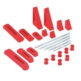 塑料夹具套装PCS0008-M8x1.25
