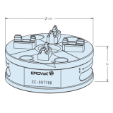 EROWA夹具 ITS快速卡盘100,不带底板ER-097790