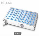 德国 伯瑞斯科(布里斯克)BRISC-高密度方形磁极电永磁吸盘PSP-A/B/C