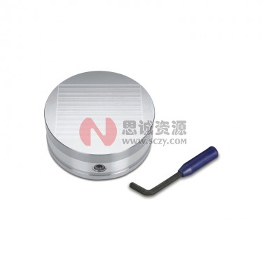 GIN精展钨钢用圆形永磁吸盘54350/HMTR