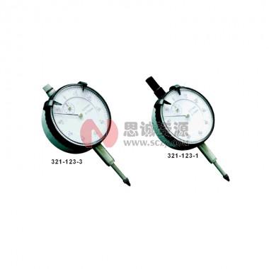 桂林广陆指示表 10mm量程百分表