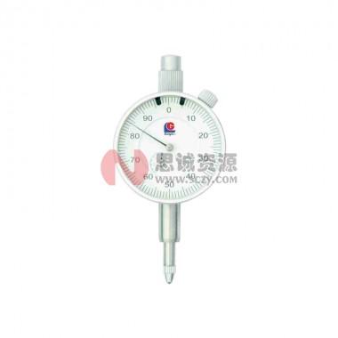 桂林广陆指示表 3mm量程百分表