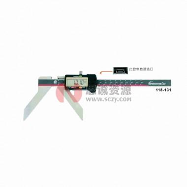 桂林广陆外圆弧半径数显卡尺118-131/118-132