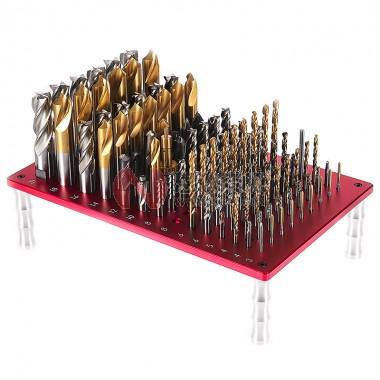 全金属CNC数控铣刀/钻头/丝锥刀具整理架