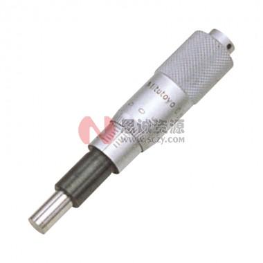 Mitutoyo三丰带有硬质合金测微螺杆的小型化标准型测微头