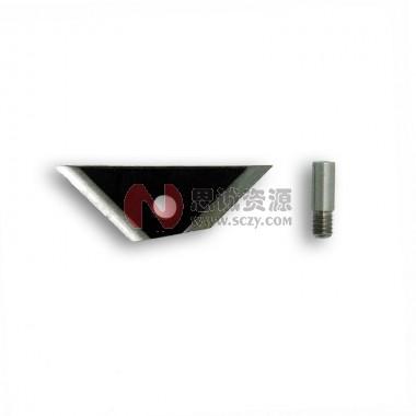 BR3001 诺佳(NOGA)修边器 R3内外孔刀头